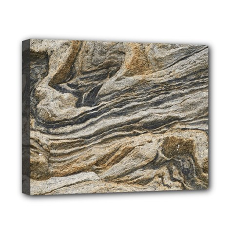 Rock Texture Background Stone Canvas 10  X 8  by Amaryn4rt