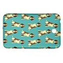 Dog Animal Pattern Samsung Galaxy Tab 3 (7 ) P3200 Hardshell Case  View1