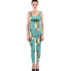 Dog Animal Pattern Onepiece Catsuit by Amaryn4rt