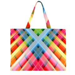 Graphics Colorful Colors Wallpaper Graphic Design Large Tote Bag by Amaryn4rt