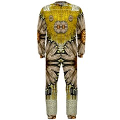 Power To The Big Flower OnePiece Jumpsuit (Men)