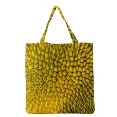 Jack Shell Jack Fruit Close Grocery Tote Bag by Amaryn4rt