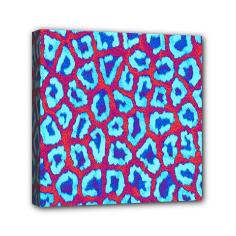 Animal Tissue Mini Canvas 6  X 6  by Amaryn4rt