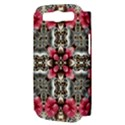 Flowers Fabric Samsung Galaxy S III Hardshell Case (PC+Silicone) View3