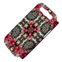 Flowers Fabric Samsung Galaxy S III Hardshell Case (PC+Silicone) View4