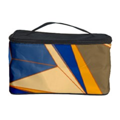 Abstract Background Pattern Cosmetic Storage Case by Amaryn4rt