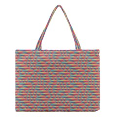 Background Abstract Colorful Medium Tote Bag by Amaryn4rt