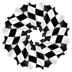 Flag Chess Corse Race Auto Road Folding Umbrellas by Amaryn4rt