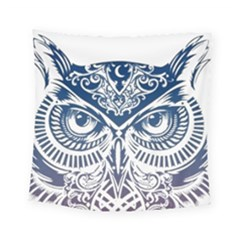 Owl Square Tapestry (small)
