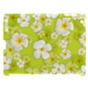 Frangipani Flower Floral White Green Apple iPad 3/4 Hardshell Case (Compatible with Smart Cover) View1