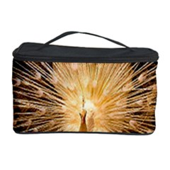 3d Beautiful Peacock Cosmetic Storage Case by Amaryn4rt