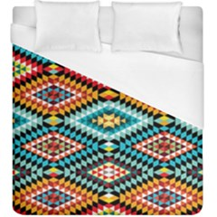 African Tribal Patterns Duvet Cover (king Size) by Amaryn4rt