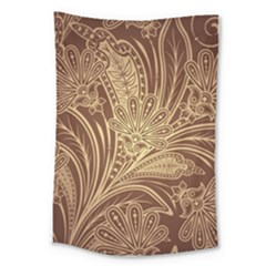 Beautiful Patterns Vector Large Tapestry by Amaryn4rt