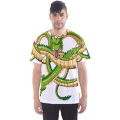 Dragon Snake Men s Sport Mesh Tee