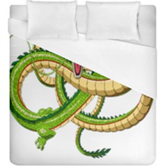 Dragon Snake Duvet Cover (king Size) by Amaryn4rt