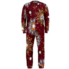 India Traditional Fabric Onepiece Jumpsuit (men)  by Amaryn4rt