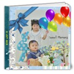 Chung s Family19 - 8x8 Deluxe Photo Book (20 pages)