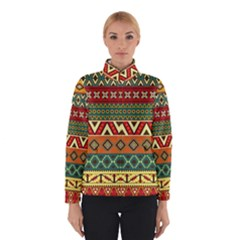 Mexican Folk Art Patterns Winterwear by Amaryn4rt