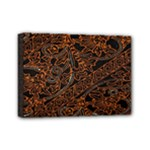 Art Traditional Indonesian Batik Pattern Mini Canvas 7  x 5