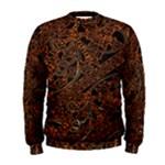 Art Traditional Indonesian Batik Pattern Men s Sweatshirt
