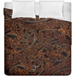 Art Traditional Indonesian Batik Pattern Duvet Cover Double Side (King Size)