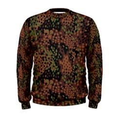 Digital Camouflage Men s Sweatshirt