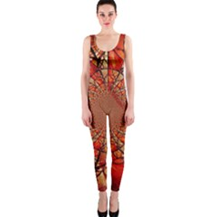 Dreamcatcher Stained Glass Onepiece Catsuit