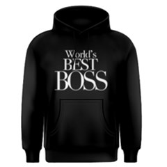 World s Best Boss   Men s Pullover Hoodie