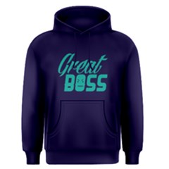 Great boss - Men s Pullover Hoodie by Project01