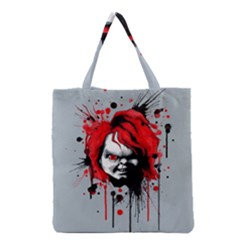Good Guys Grocery Tote Bag by lvbart