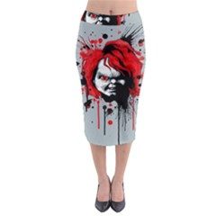 Good Guys Midi Pencil Skirt by lvbart