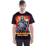 MARINE KNIGHT TEE - Men s Sports Mesh Tee
