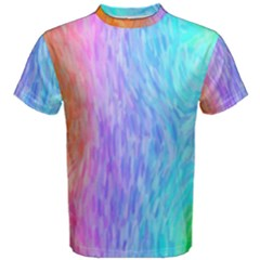 Abstract Color Pattern Textures Colouring Men s Cotton Tee