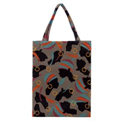 African Women Ethnic Pattern Classic Tote Bag