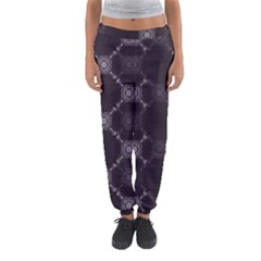 Abstract Seamless Pattern Women s Jogger Sweatpants by Simbadda