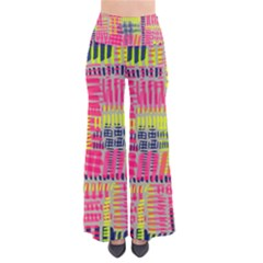 Abstract Pattern Pants