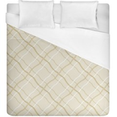 Background Pattern Duvet Cover (king Size)