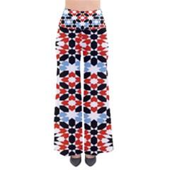Morrocan Fez Pattern Arabic Geometrical Pants