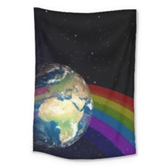 Earth Large Tapestry by boho