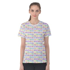 Bicycles Women s Cotton Tee by boho