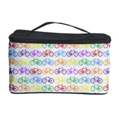 Bicycles Cosmetic Storage Case by boho