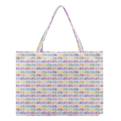 Bicycles Medium Tote Bag by boho