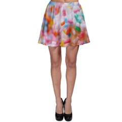 Birthday Cake Skater Skirt by boho