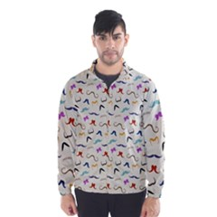 Mustaches Wind Breaker (Men) by boho