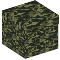 Camo Pattern Storage Stool 12   by Simbadda