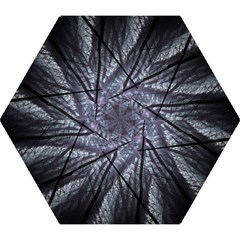 Fractal Art Picture Definition  Fractured Fractal Texture Mini Folding Umbrellas by Simbadda