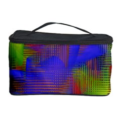 Texture Pattern Programming Processing Cosmetic Storage Case by Onesevenart