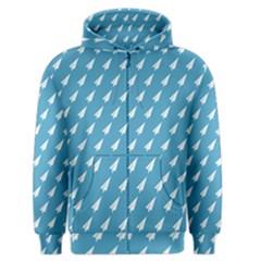 Air Pattern Men s Zipper Hoodie