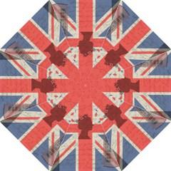 Vintage London Hook Handle Umbrellas (medium) by Valentinaart