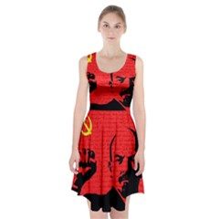 Lenin  Racerback Midi Dress